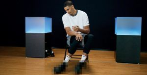 Nike teases new pair of self-lacing basketball shoes ahead of event