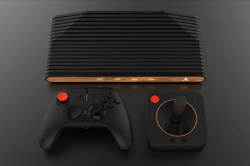 The Ataribox gets an official name, with preorder date to be announced in April