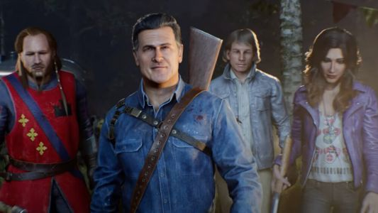 EVIL DEAD: THE GAME Trailer Features Lots of Fun and Bloody Gameplay Footage