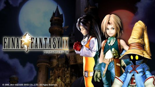 Classic Version of Final Fantasy 9 Playable on PS4