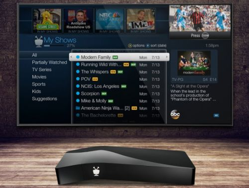 The newest TiVo box lets you control your TV with Alexa