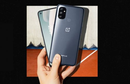 OnePlus Nord N100 OxygenOS Update Rolling Out With January Patches