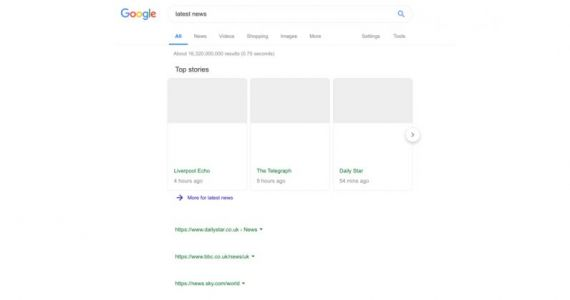 Here's what Google says search results will look like when EU copyright laws kick in
