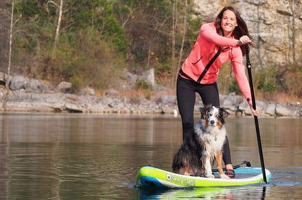 Surf's up: Enter to win a free Body Glove Dynamo stand-up paddleboard