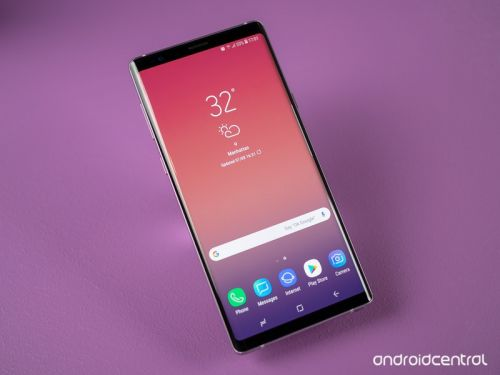 Galaxy Note 9's screen receives record-setting rating from DisplayMate