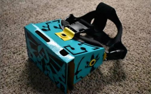 Nintendo Labo VR mod prepares for Breath of the Wild update