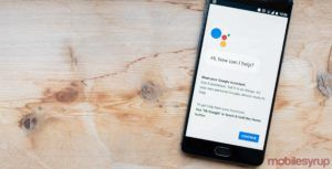Google is enabling a keyboard on the Google Assistant