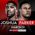 How to stream Joshua vs Parker: How to watch the big fight live on Sky and more