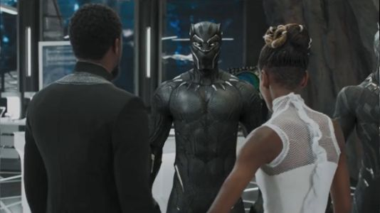 New Black Panther Trailer Brings Spectacle And Raises The Stakes