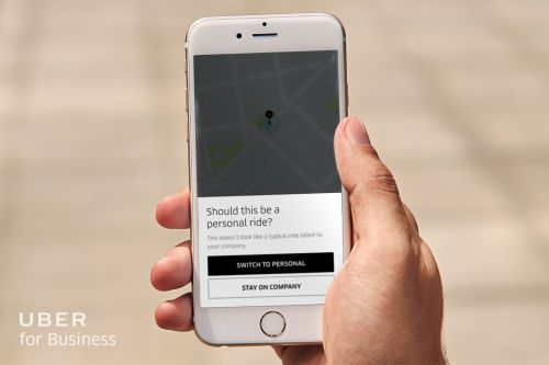 Uber uses AI to determine if your trips are for business or pleasure