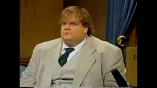 This Formerly Funny Chris Farley Bit Feels A Little Dark Now