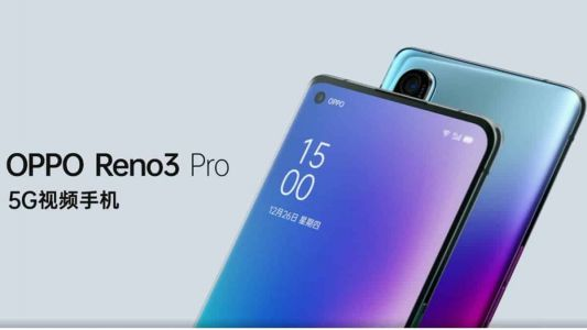 Oppo Reno 3 Pro Pre-Order Kicks Off in India, Promo Offers Revealed