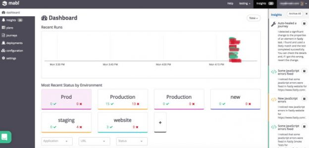 Mabl announces $20 million Series B to bring automated QA to enterprise customers