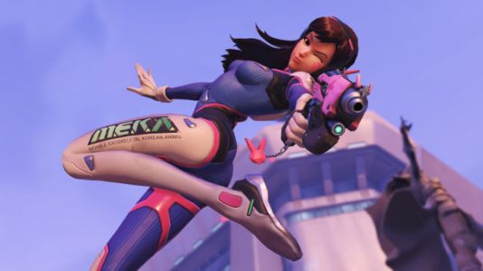 Watch Overwatch's bizarre Puppy Rumble live right now