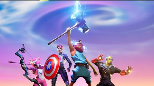 'Avengers: Endgame' Comes To 'Fortnite'