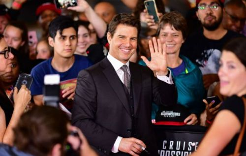 Tom Cruise might make Green Lantern his first superhero role