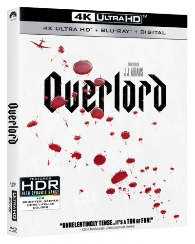 Paramount Unleashing 'Overlord' to 4K, Blu-ray and Digital in February