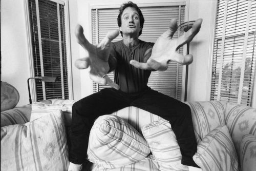In HBO's doc Come Inside My Mind, Robin Williams bares it all