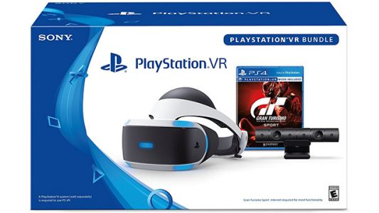 Daily Deals: PSVR Gran Turismo Bundle, Destiny 2, and Apple iTunes Gift Cards