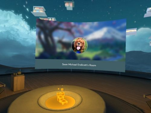 How to use Oculus Rooms