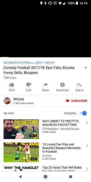 YouTube Starts Highlighting Video-Relevant Hashtags Above Titles