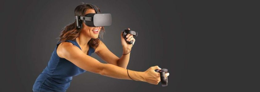 Great Amazon Prime Day Deal On Oculus Rift And Touch Controllers
