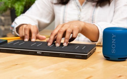 London music start-up ROLI announces investment from Japanese tech giants Sony and Onkyo