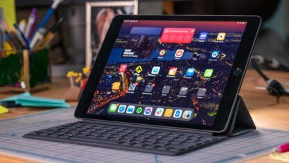 Apple's updated 8th-gen iPad is still great, but I wanted a little more