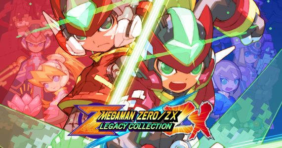 Review: MEGA MAN ZERO/ZX LEGACY COLLECTION Is Everything and More