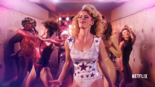 Netflix's GLOW Season 2 Gets a Teaser Trailer and Release Date!