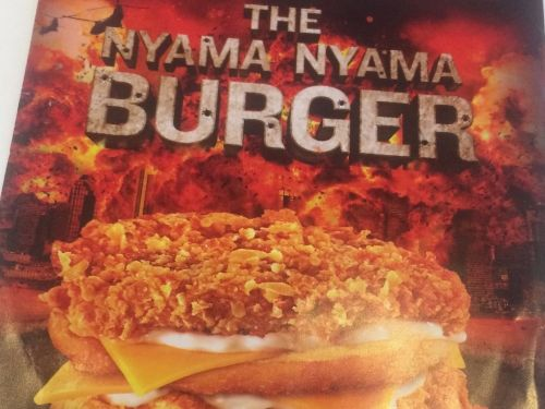 We went to a KFC in Kenya and ate food you can't get in America - here's what it was like