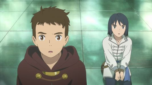 The First Trailer For The Ni No Kuni Movie Has Been Released