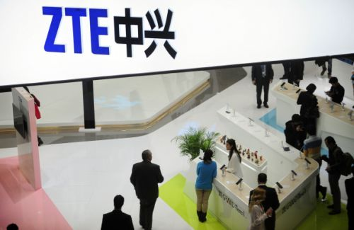 The ban on ZTE is a pawn in the bigger US-China trade war