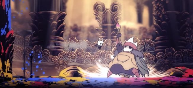 Hollow Knight Gods & Glory DLC Coming In August For Free