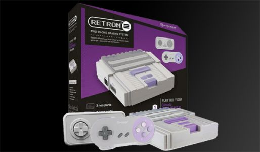 This retro console looks just like the SNES Classic, but it plays every SNES game cart ever made