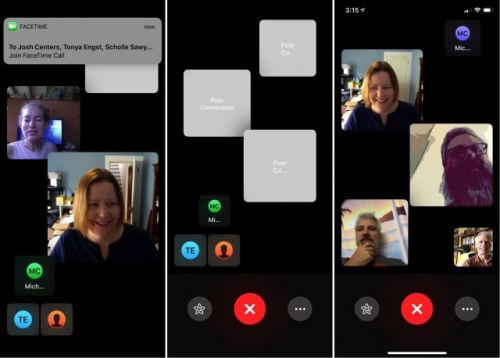 """Ship or Slip: Apple Delays Group FaceTime until """"Later This Fall"""""""