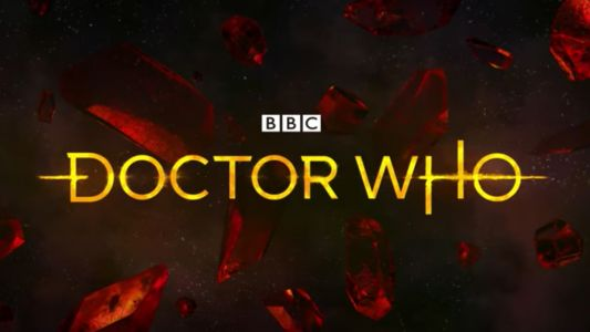 The Doctor Who logo has regenerated