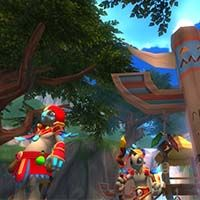 Blog: Porting Tanzia to the Nintendo Switch - Part 2