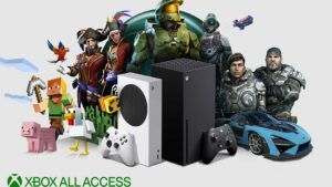 EB Games listing points to Xbox All Access financing starting at $29.99/month in Canada