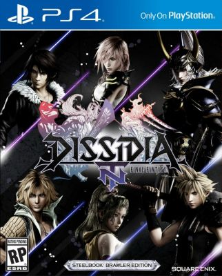 Dissidia: Final Fantasy NT Launches On The PlayStation 4 On January 30