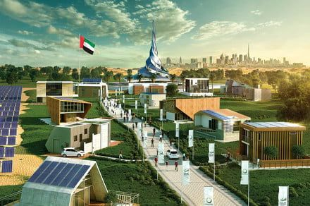 Students will compete in Dubai this week with a transforming smart home