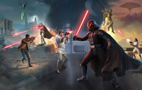 Star Wars: Rivals mobile game detailed: pre-registration goes live