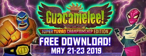 Daily Deal - Get Guacamelee! STC Edition For Free, 50% Off on Guacamelee! 2