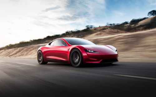 Tesla's next-gen Roadster looks incredible in these new colors