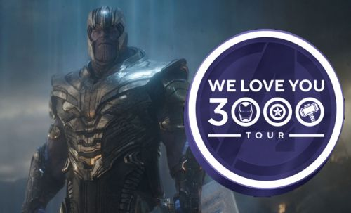 'Avengers: Endgame' We Love You 3000 Nine City Tour Kicks Off at Comic-Con