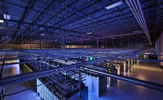 Google puts DeepMind AI in charge of its data centre cooling