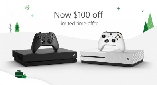 All Xbox One Bundles Are $100 Off For The Holidays, Including Fortnite Package