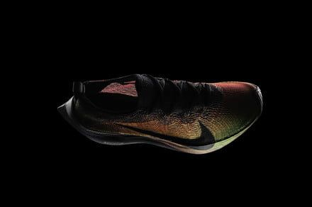 Nike's 3D-printed uppers create super lightweight, custom shoes