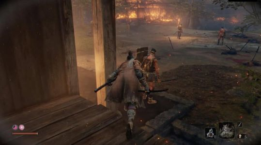 Sekiro: How To Beat Juzou The Drunkard