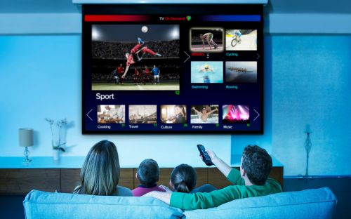 One in four parents encourage children to stream illegally